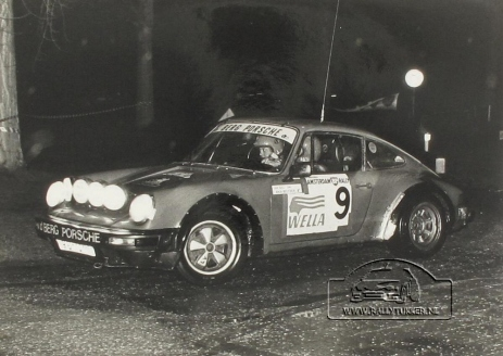 Jan Bak Anja Beltzer Amstrdam BP Rally 1983 (1)