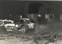 Jan Bak Anja Beltzer Amstrdam BP Rally 1983 (2)