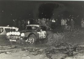 Jan Bak Anja Beltzer Amstrdam BP Rally 1983 (2)