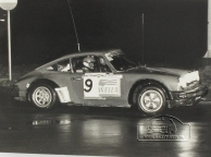Jan Bak Anja Beltzer Amstrdam BP Rally 1983 (4)