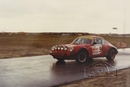 Jan Bak Anja Beltzer Amstrdam BP Rally 1983 (6)