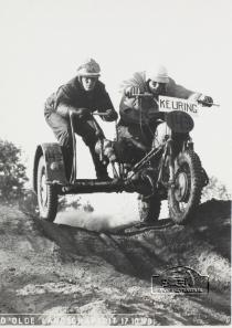 Jan Bak D`Olde landschapsrit (1) 11.10.1974