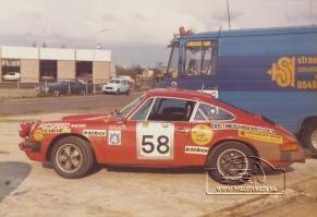 Jan Bak - Henk Bouwhuis ( DE VLO ) tulpenrally 1980 (10)