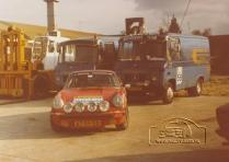 Jan Bak - Henk Bouwhuis ( DE VLO ) tulpenrally 1980 (13)