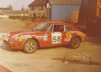 Jan Bak - Henk Bouwhuis ( DE VLO ) tulpenrally 1980 (14)