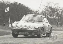 Jan Bak - Henk Bouwhuis ( DE VLO ) tulpenrally 1980 (15)