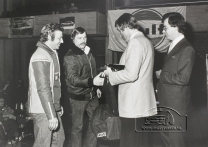Jan Bak - Henk Bouwhuis ( DE VLO ) tulpenrally 1980 (5)