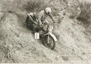 Jan Bak K.N.M.V Rit Tubbergen nov 1976