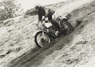Jan Bak K.N.M.V. Rit Yubbergen nov 1976
