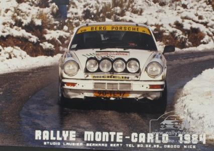 Jan Bak - Bob Dickhout Monte Carlo 1984 (30)