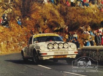 Jan Bak - Bob Dickhout Monte Carlo 1984 (36)