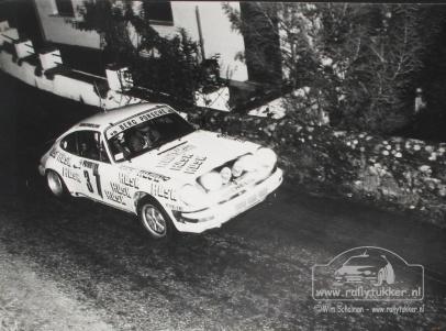 Jan Bak - Bob Dickhout Monte Carlo 1984 (37)