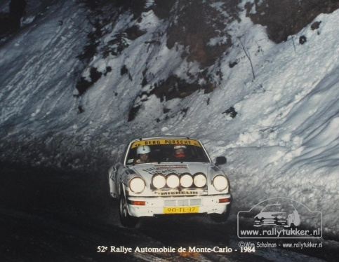 Jan Bak - Bob Dickhout Monte Carlo 1984 (46)