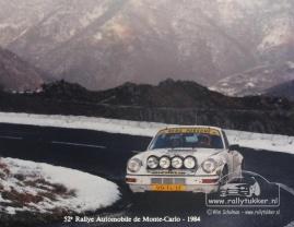 Jan Bak - Bob Dickhout Monte Carlo 1984 (47)