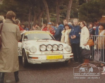 Jan Bak - Bob Dickhout Monte Carlo 1984 (52)