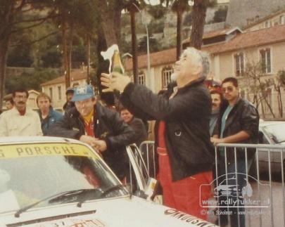 Jan Bak - Bob Dickhout Monte Carlo 1984 (53)