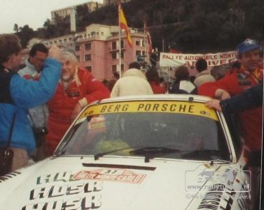 Jan Bak - Bob Dickhout Monte Carlo 1984 (57)